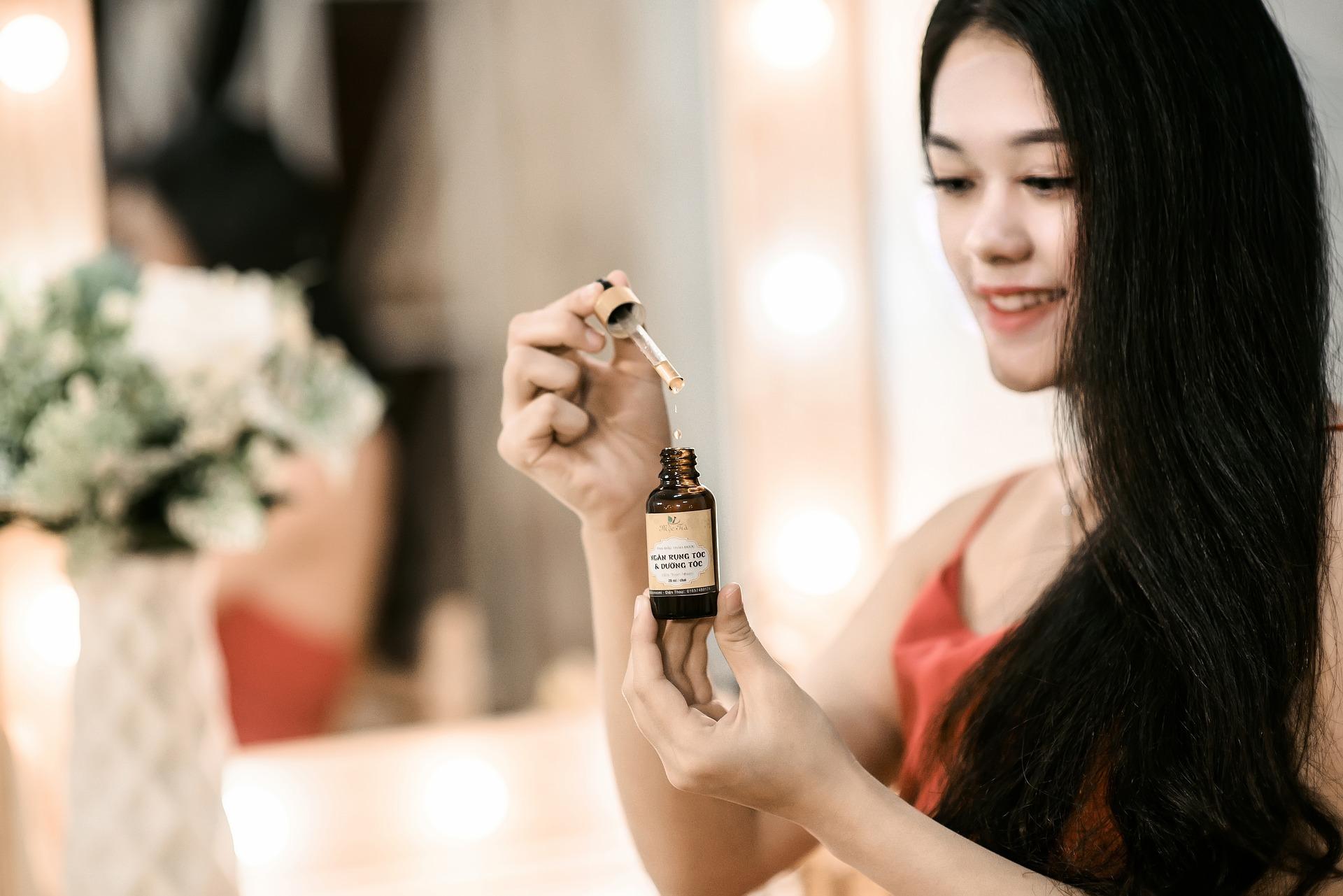 olej do olejowania włosów