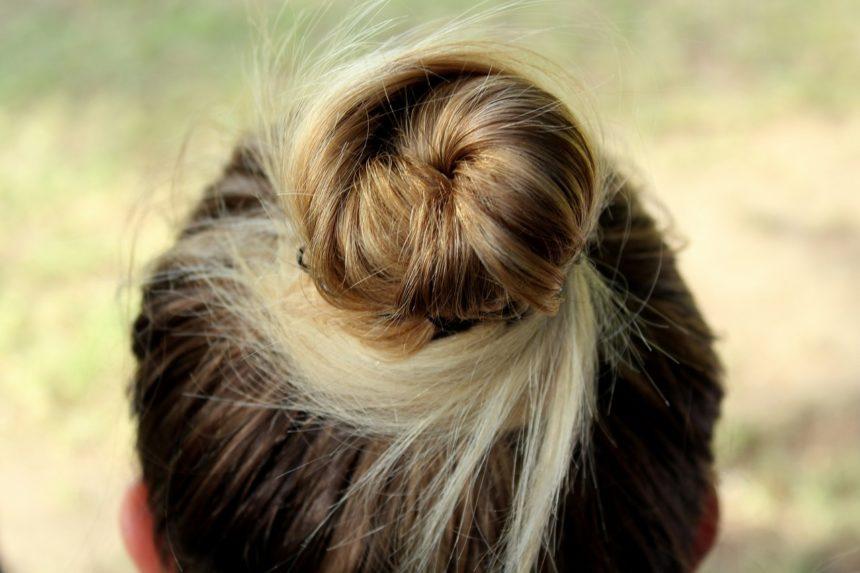 Kok włosy