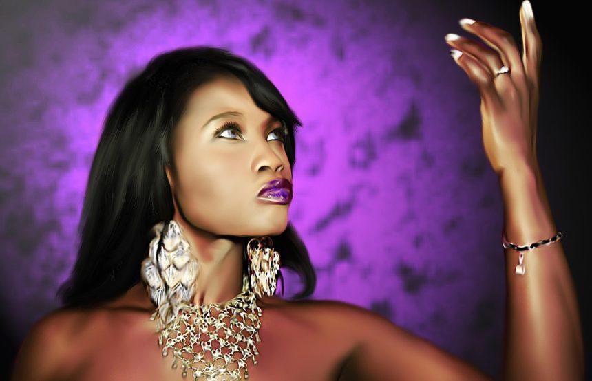 Makijaż włosów – pomysłowe wykorzystanie kosmetyków