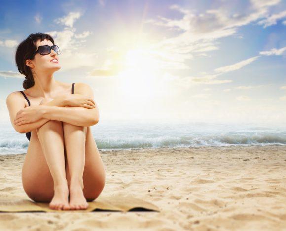 Ochrona włosów przed słońcem krok po kroku