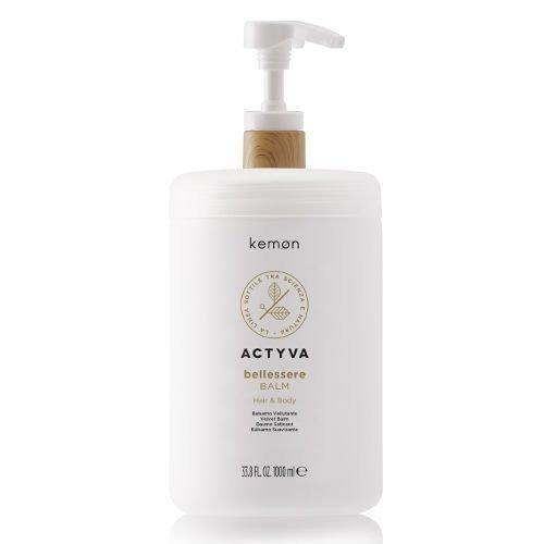 Actyva Bellessere Balm Hair & Body balsam do włosów i ciała 1000 ml Kemon