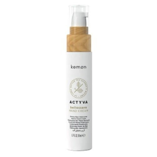 Actyva Bellessere Hand Cream aksamitny krem do rąk 50 ml Kemon