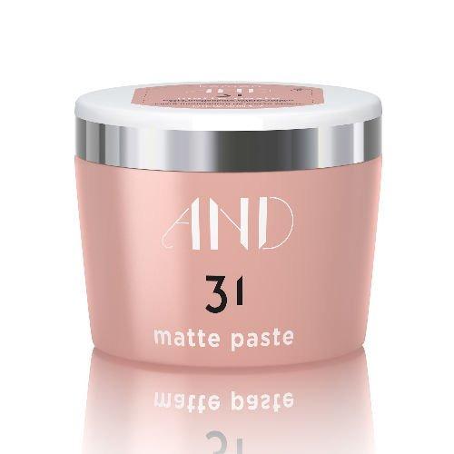 And Matte Paste 31 pasta matująca elastyczne utrwalenie 50 ml Kemon