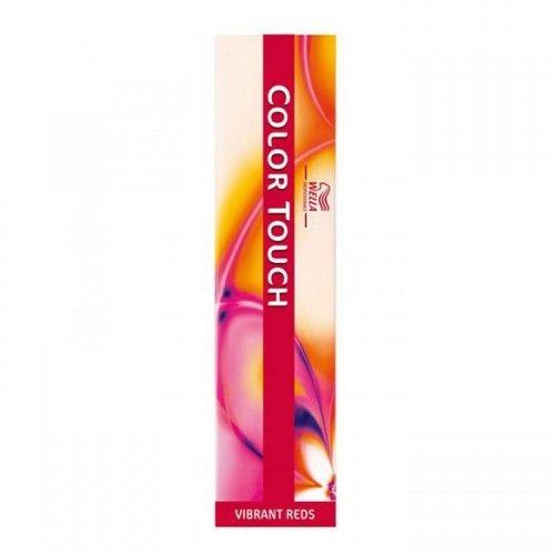 Color Touch Vibrant Reds Łagodny krem tonujący 7/43 czerwień tycjana 60 ml Wella