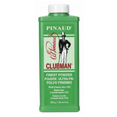 Finest Powder Talc talk do pielęgnacji skóry twarzy 255 g Clubman Pinaud