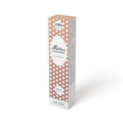 Milaton farba 3.34 ciemna czekolada 100 ml Mila