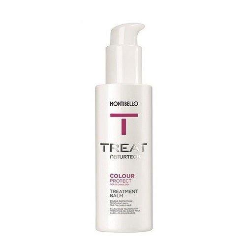 Treat NaturTech Colour Protect balsam do włosów farbowanych bez spłukiwania 150 ml Montibello