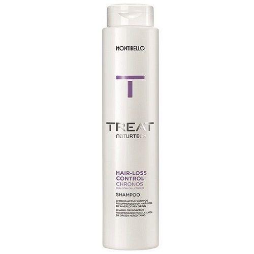 Treat NaturTech Hair Loss Control Chronos szampon przeciw dziedzicznemu wypadaniu wł. 300 ml Montibello