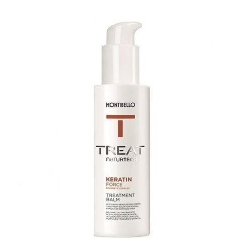 Treat NaturTech Keratin Force balsam do włosów normalnych